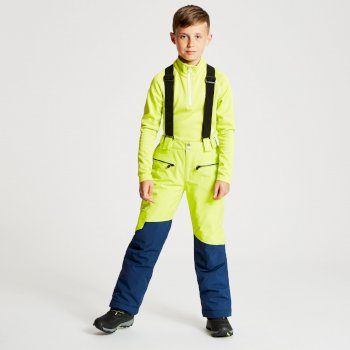 Salopette ski Junior TIMEOUT Vert