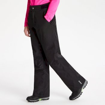 Kids' Delve Ski Pants Noir