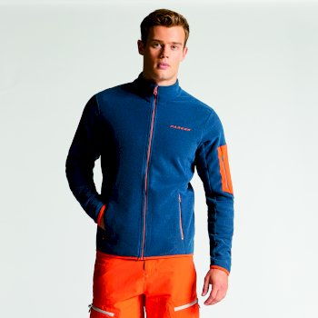 Men's Isolate Fleece Kingfisher Blue
