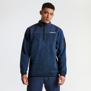 Sweat ALLIANCE Outerspace Blue Marl