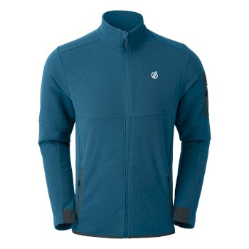 Men's Devoir Full Zip Fleece Kingfisher Blue