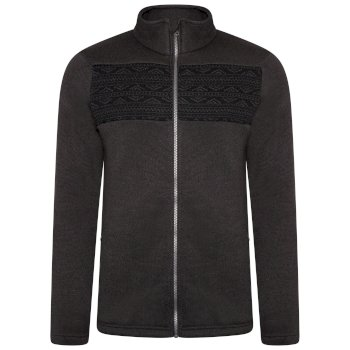 Men's Inclose Sweater Ebony Grey