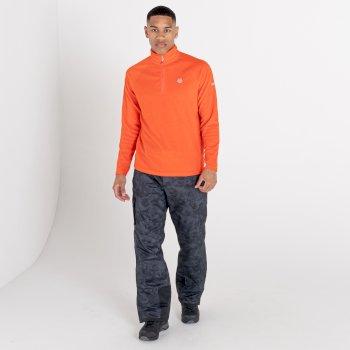 Men's Freethink II Half Zip Fleece Amber Glow