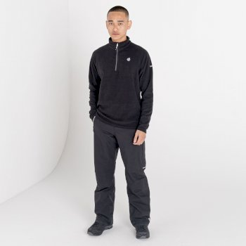Men's Freethink II Half Zip Fleece Black