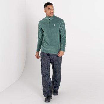 Men's Freethink II Half Zip Fleece Fern Green