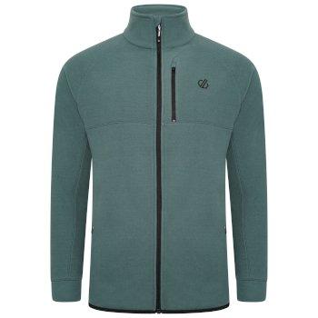 Men's Diluent Full Zip Fleece Fern Green