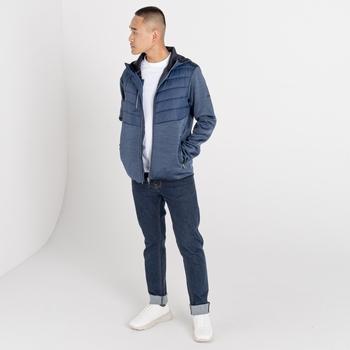 Men's Narrative II Full Zip Sweater  Nightfall Navy Marl