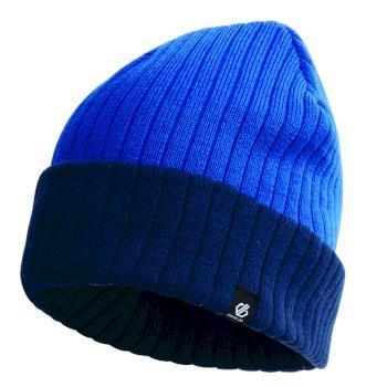 Bonnet à bord côtelé Homme ON THE BALL Bleu