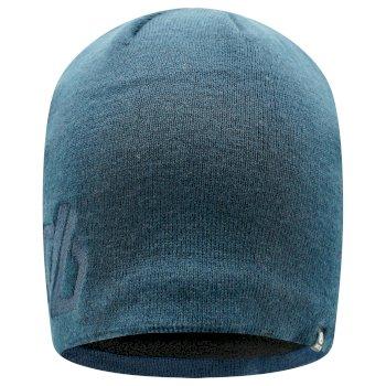 Men's Rethink Embroidered Beanie Hat Nightfall Navy