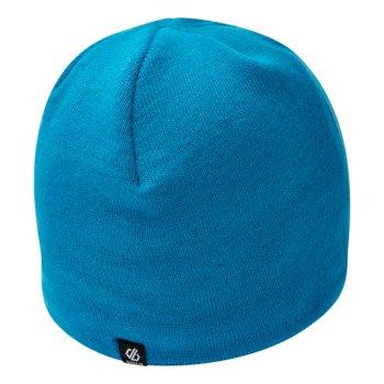 Men's Rethink Embroidered Beanie Hat Methyl Blue