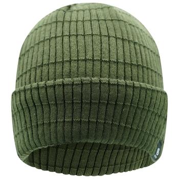 Men's On The Ball II Fleece Lined Beanie Fern Green