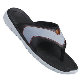 Men's Xiro Lightweight Mesh Flip Flops Gravity Shock Orange