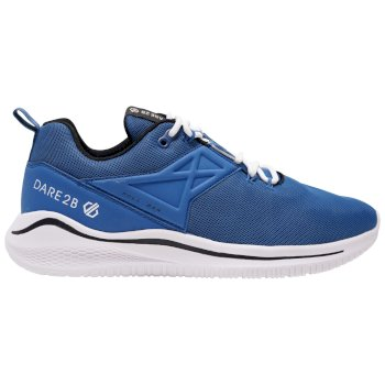 Men's Plyo Lightweight Trainers Athletic Blue White