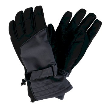 Gants Out Ranked Glove Ebony/Black
