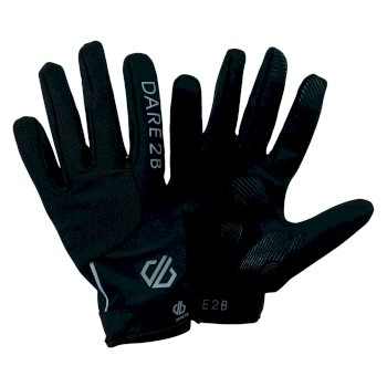 Men's Forcible Cycling Gloves Black