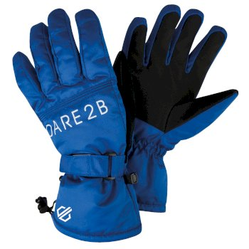 Men's Worthy Ski Gloves Oxford Blue
