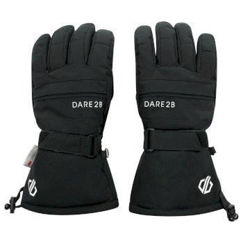 Gants de ski Homme imperméables et isolants HOLD ON II Noir