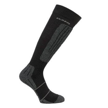 Chaussettes Homme Cont II Sock Noir