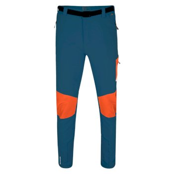 Pantalon de randonnée Softshell Paradigm Kingfisher Blue