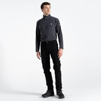 Pantalon Homme avec jambes dézipables et poches multiples TUNED IN II  Noir