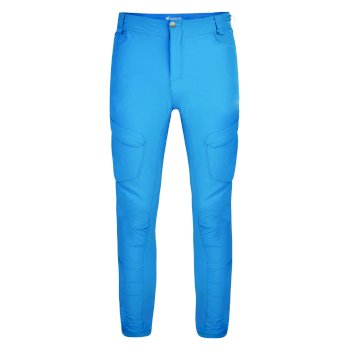 Men's Tuned In II Multi Pocket Walking Trousers Petrol Blue