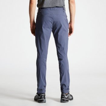 Men's Tuned In II Multi Pocket Walking Trousers Quarry Grey