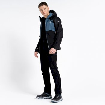 The Jenson Button Edit - Men's Tuned In II Multi Pocket Walking Trousers Black