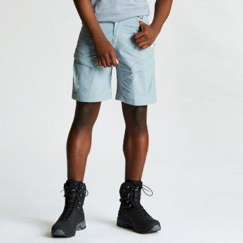 Men's Tuned In II Multi Pocket Walking Shorts Gravity Grey