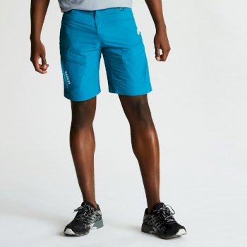 Men's Tuned In II Multi Pocket Walking Shorts Ocean Depths