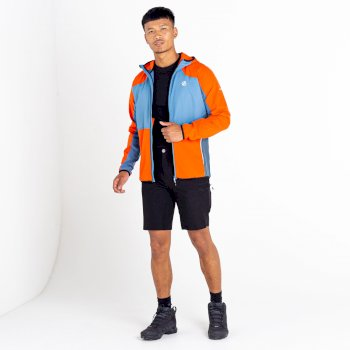 Men's Tuned In II Multi Pocket Walking Shorts Black