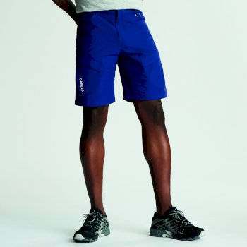 Men's Tuned In II Multi Pocket Walking Shorts Clear Water
