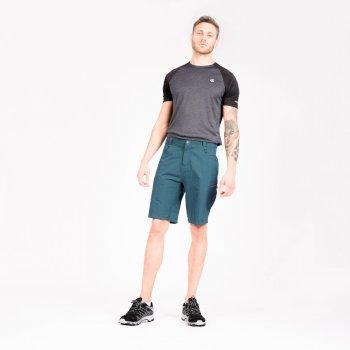 Men's Tuned In II Multi Pocket Walking Shorts Wild Green