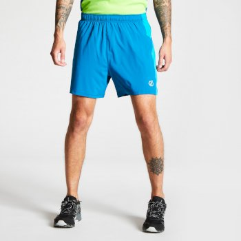 Men's Surrect Lightweight Shorts Petrol Blue