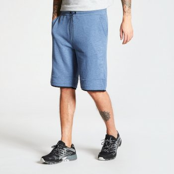 Men's Exhibitt Drawstring Shorts Meteor Grey