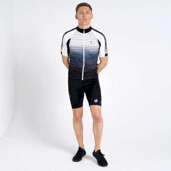 Men's Bold Quick Drying Cycle Shorts Black