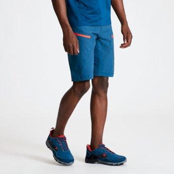 Short cycle Homme avec multiples poches RENEW Bleu