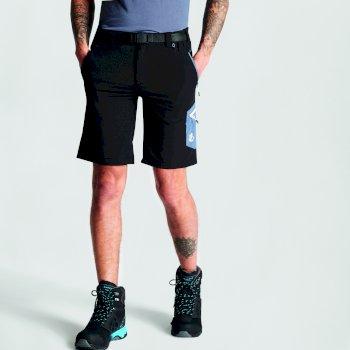 Men's Disport Lightweight Multi Pocket Shorts Black