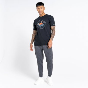 Men's Modulus Jogging Bottoms Charcoal Grey