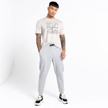 The Jenson Button Edit - Modulus Jogging Bottoms Ash Grey