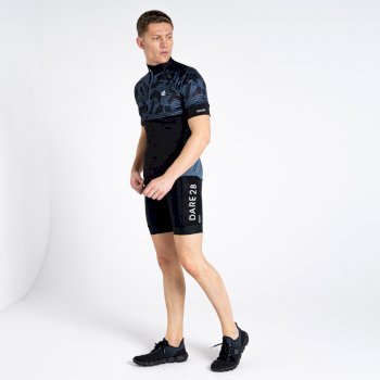 Men's Ecliptic II Lightweight Gel Cycling Shorts Black