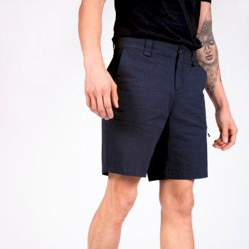 Men's Tuned In Offbeat Cargo Shorts Dark Denim
