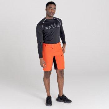 Men's Duration Shorts  Trail Blaze Red