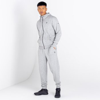 Men's Lounge Out Joggers Ash Grey Marl