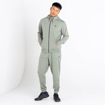 Men's Lounge Out Joggers Agave Marl