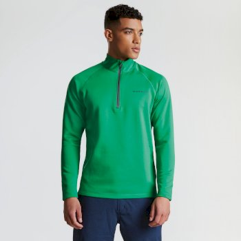 Men's Fuseline III Core Stretch Midlayer Highland Green