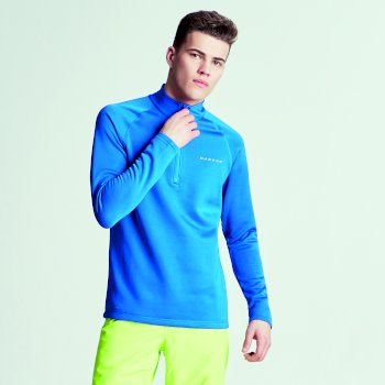 Men's Fuseline III Core Stretch Midlayer Nautical Blue