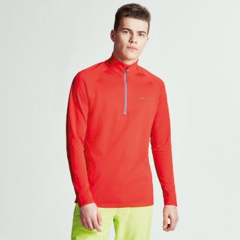 Men's Fuseline III Core Stretch Midlayer Code Red