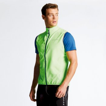 Gilet Fired Up II Vest Neon Green
