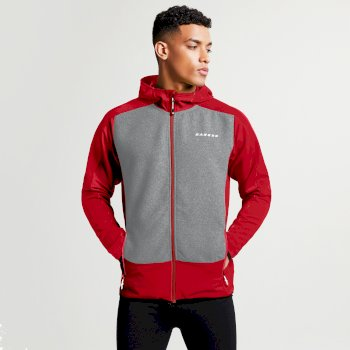 Soft shell Creed Softshell CodeRed/Ash