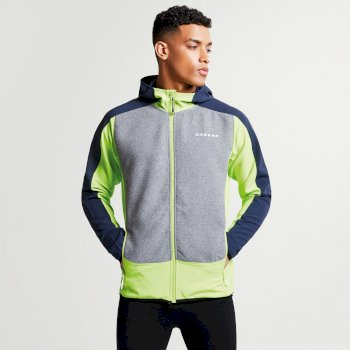 Soft shell Creed Softshell ElecLm/OutBl